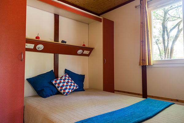 Hébergement Chalet for 4-7 people - camping Blue Océan
