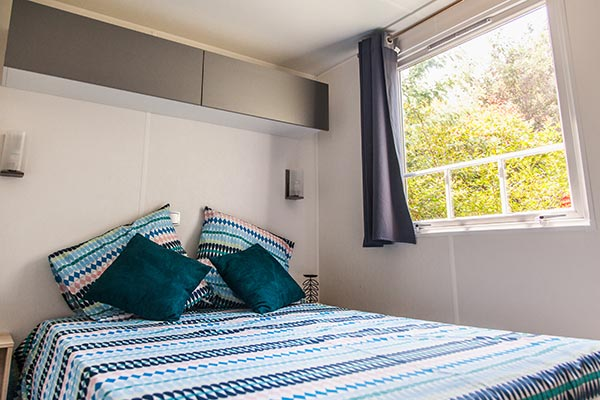 Hébergement Mobil-home 2/3 pers. - camping Blue Océan