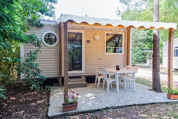 Hébergement Mobil-home 2/3 pers. - camping Blue Océan