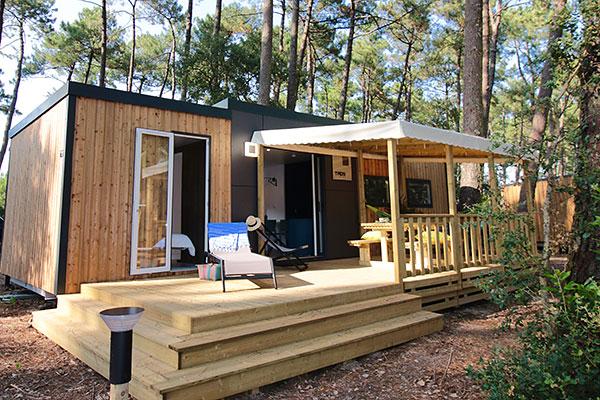 Hébergement Premium Taos - camping Blue Océan
