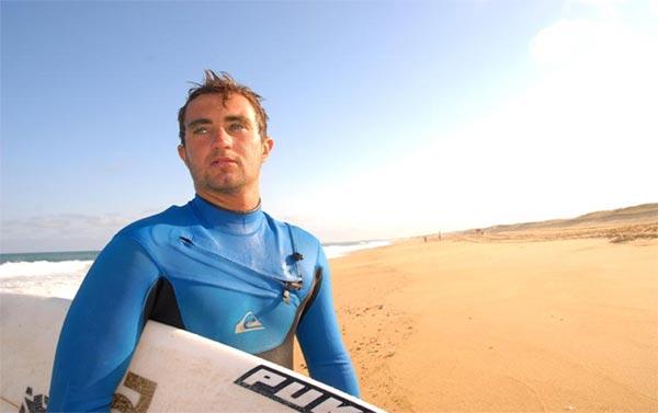 surf à ondres avec votre moniteur espace blue océan