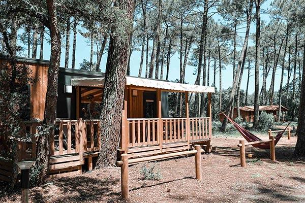 Hossegor camping sous les pins